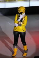 Gokai Yellow by chudekaranger