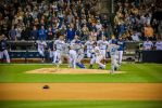 Dodgers vs Padres Brawl by amendoza1011