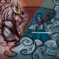 Quest 8: Of Smoke and Vapor by MrPooba