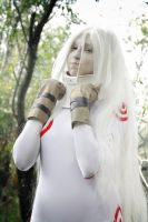 Shiro, Deadman Wonderland by Kosperro