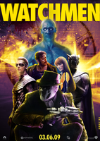 Watchmen Movie Poster by hobo95
