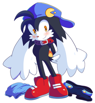 ''I guess this is alright after all, then.'' by Lux-Klonoa