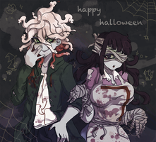 Happy Halloween by Lupamannara36