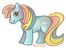 Baby Sunribbon by Paleona