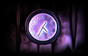 Clock by coldkisses