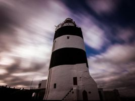 Hook Lighthouse I by LuckyLisp
