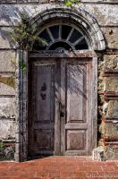Old Door by uwatsakodak