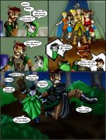 An Elves' Tale - Page 49 by GhostHead-Nebula