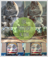Photoshop Action #2 by apparate