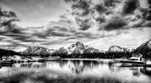 Jenny Lake by fotomachine