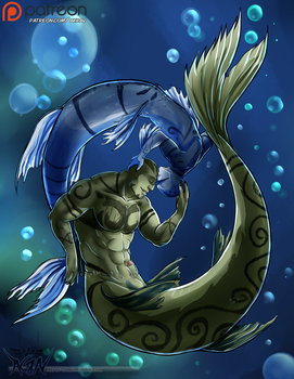 Mermay 2017 by Akrav-Comic