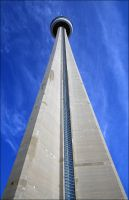 CN Tower by sunlitsix