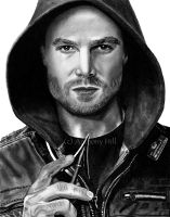Oliver Queen - Arrow by Wanted75