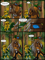 Hunters and Hunted, CH3 PG 17 by Saronicle