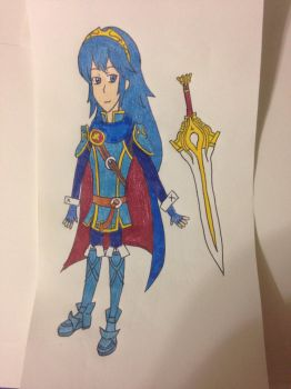 Lucina by airbornewife71