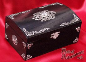 Baroque Treasure Chest by ArtOfAdornment