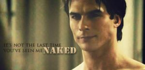 Damon Salvatore Sygnature by McOlussska