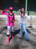 Me and the Mystic Force Ranger by darlingkatie