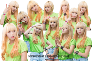 [PNG's Pack] Pack #7 - PNG Render Yoonjo by Mye by myesowon
