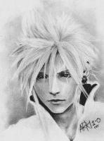 final fantasy cloud by ARKI-ONEPOINTZERO