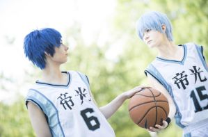 Knb - The light and Shadow by Hypernobility