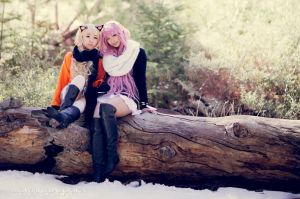 Winter Wonderland feat. See-U and Luka by pri-cos