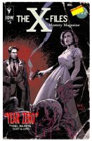 The X-Files: Year Zero #5 variant cover by RobertHack