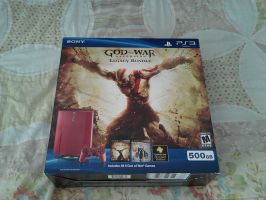My Brand New PS3 by DestinyDecade