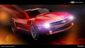 Camero WIP 03 by aash