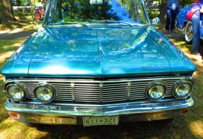 1963 Mercury Comet - Front View by Kitteh-Pawz