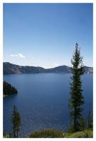 Crater Lake by Lorien79