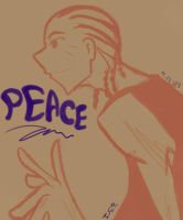 Peace by i-s-p