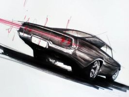 dodge charger by hmtkkynl