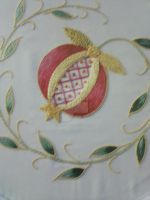 embroidery hand made by bilalalmasri