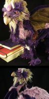 Za'Purple Dragon - custom by mammalfeathers