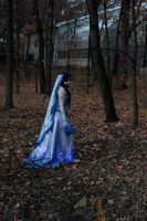 Corpse Bride at twilight by Elentari-Liv
