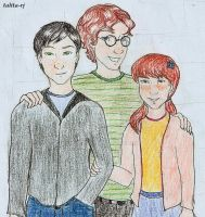 Potter Children by talita-rj