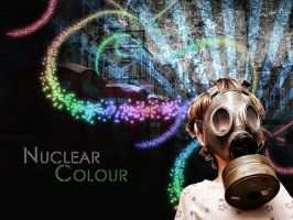 Nuclear Colour by fiyah-gfx