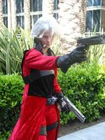devil may cry 2 dante cosplay 2006 by Khainon