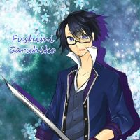 Fushimi Saruhiko by The-Wind-Blows