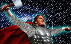 Real Life Thor by The-Red-Jack03