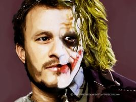 Heath-Joker by vampirekingdom