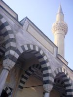 Beautiful mosque in Tokyo by plainordinary1