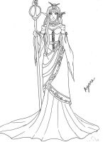 Agrona Uncolored by SparkOut1911