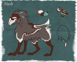 Mask ref 2012 by Pekan-Pie