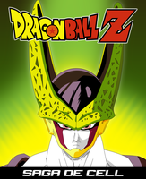 DBZ Saga De Cell by Ezequiel-D