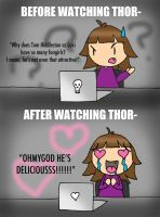 Becoming A Loki Fangirl by BeckyHolly