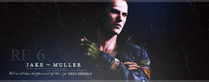 Jake Muller signature by Vicky-Redfield