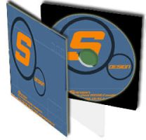 CD Cover by savianty