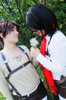 The Gift (ft. Lady) by CallisphyrosCosplay